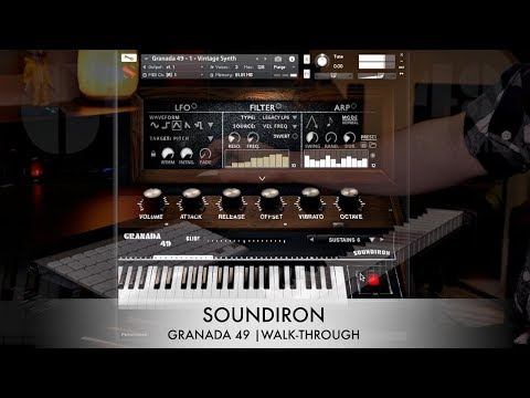 Soundiron - Granada 49   Walk-Through