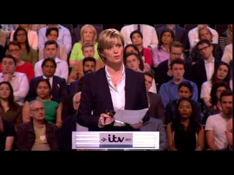 ITV EU Referendum Debate 10062016