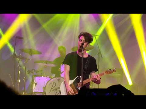 Panic! at the Disco - New Perspective Live HD 9 April 2016