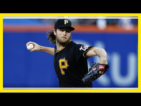 Astros plan about world series encore with the acquisition of gerrit cole by j. News