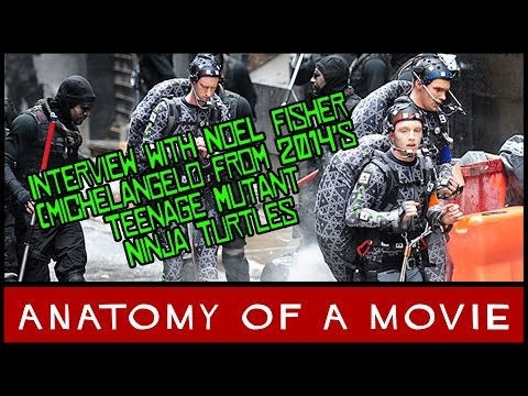 Noel Fisher (Teenage Mutant Ninja Turtles) Interview | Anatomy of a Movie