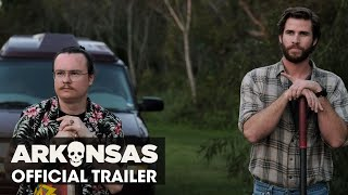 Arkansas (2020 Movie) Official Trailer – Vince Vaughn, Liam Hemsworth, Clark Duke