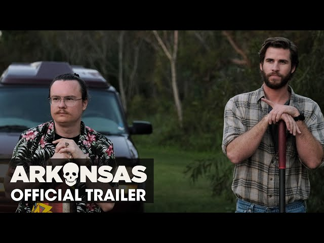 Arkansas (2020 Movie) Official Trailer - Vince Vaughn, Liam Hemsworth, Clark Duke