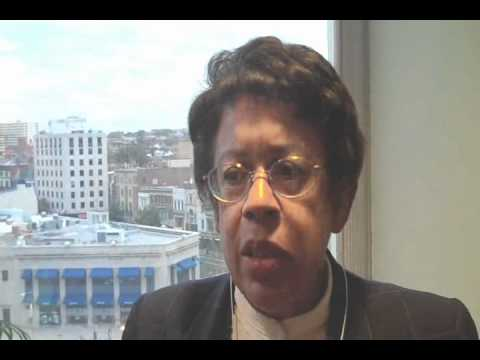 Constance Carroll, district chancellor