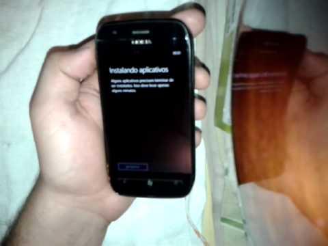 Dr.Celular - Nokia Lumia 710 - Hard Reset - Desbloquear - Resetar