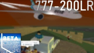 ROBLOX | BETA 777-200LR FC FLIGHT