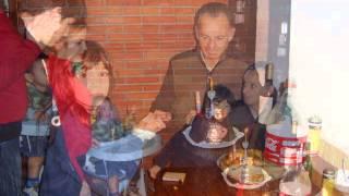 Cumple de mi papá Miguel Angel Galarza