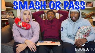 Smash or Pass (CELEBRITY EDITION)