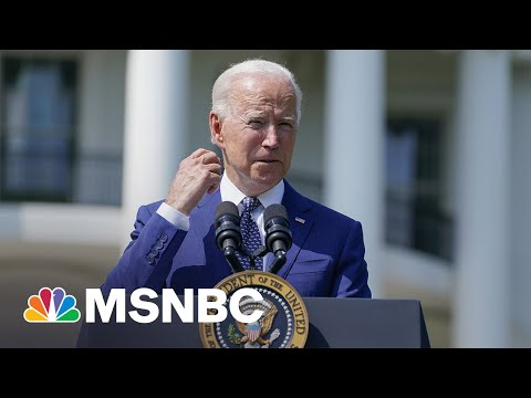 Biden Remembers Richard Trumka As 'A Great Labor Leader'