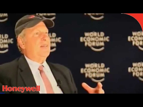 ​Dave Cote's Interview with CCTV | Honeywell
