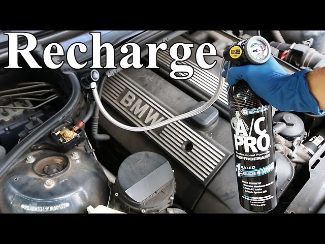 How to Recharge Your Cars AC System (Fast and Easy)