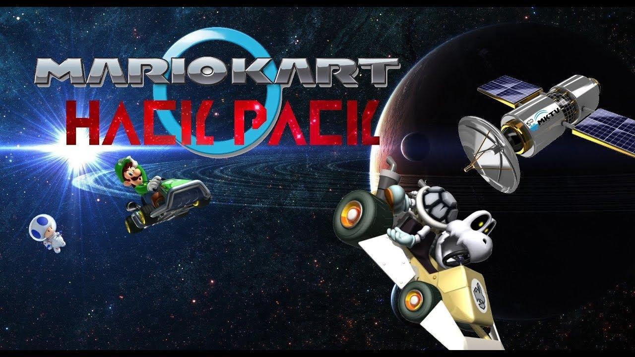 MKW Hack Pack - Custom Mario Kart
