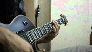 Machine Head - Beautiful Mourning cover by Rasho