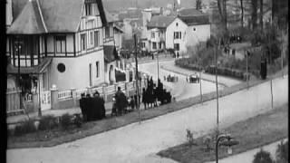 Tazio Nuvolari wins Pau Grand Prix (1935)