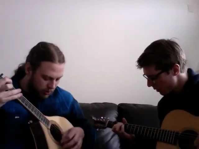 Patrick Dethlefs & Martin Gilmore   East Virginia Blues