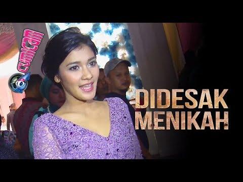 Lydia Kandou Desak Naysila Mirdad Segera Menikah - Cumicam 17 November 2017