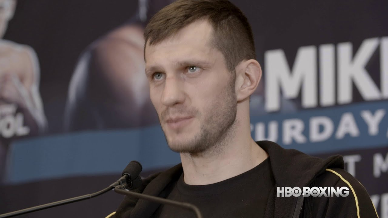 Sergey Kovalev vs. Igor Mikhalkin Press Conference Recap (HBO Boxing News) #1