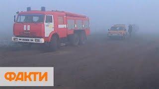 В Украине горят торфяники: причины и как предотвратить пожары