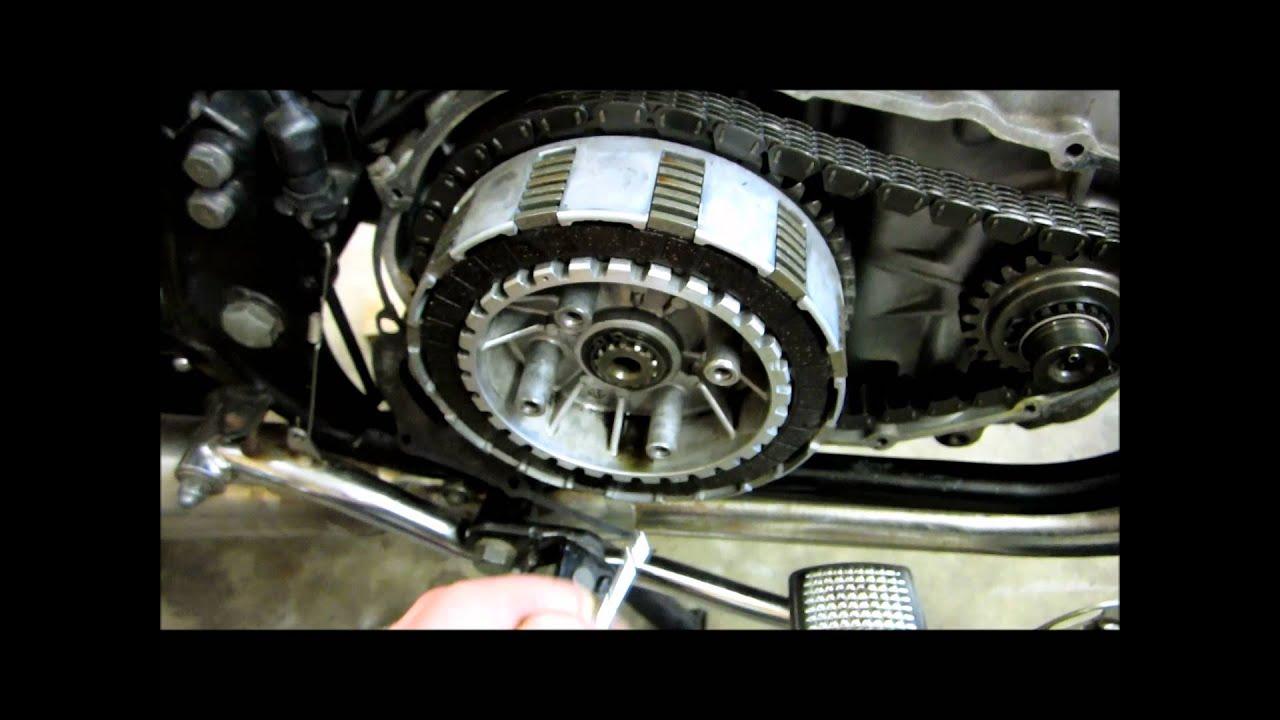 Kawasaki Clutch Cable Adjustment