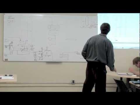 How to Draw a P&ID - P&ID Tutorial - Distillation Column