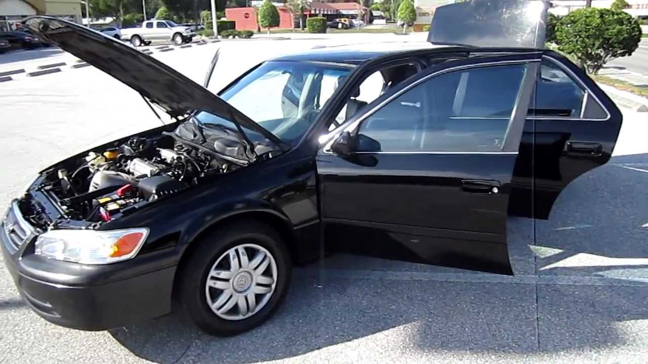 SOLD 2000 Toyota Camry LE Leather Meticulous Motors Inc ...