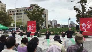 新潟総踊り2018 2日目 「ハレルヤ」煌羽 (駅南) thumbnail