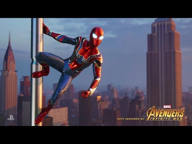 Spider-Man PS4: Release Date, Trailers, Review, and News | Den of Geek