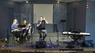 Cities of Refuge Wk 4: Getting God's Heart Together (Tom Stolz) - 8.23.19