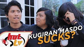 Gambar cover CBS: Kugiran Masdo Sucks?