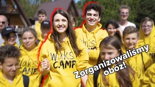OBÓZ Z WIDZAMI - WAKSY CAMP 2020
