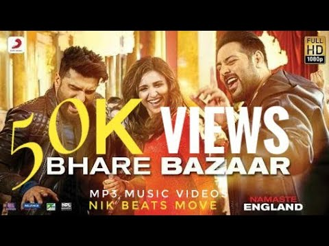 Bhare Bazar New Song In MP3 Created By Badshah New 2018 Video
