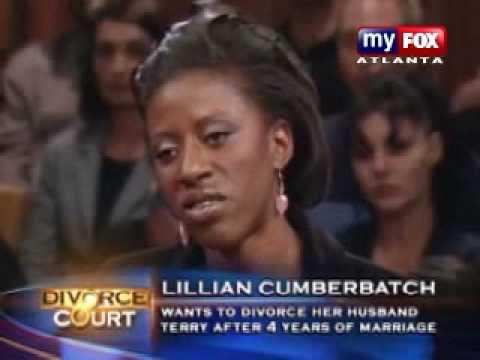 Juanita Bynum on Divorce Court 7