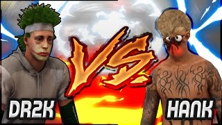 dr2k vs hankdatank ultimate game in highrollers nba2k17 mypark