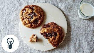Ovenly&#39s Secretly Vegan Salted Chocolate Chip Cookies  Genius Recipes