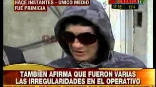 Ejes - Allanamiento en la casa del Pity Álvarez