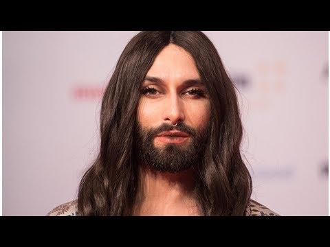 Победитель Евровидения-2014 Кончита Вурст объявила о том, что заражена ВИЧ