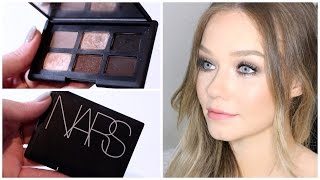 NARS Makeup Tutorial  | My Collection and Lipstick Swatches | Beauty.Life.Michelle