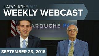 Friday Webcast: JASTA bill update with Jeff Steinberg