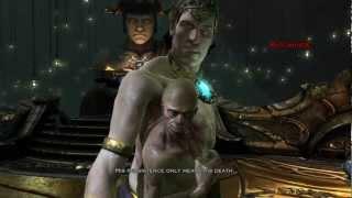 God Of War: Ascension - Kratos Vs Pollux & Castor