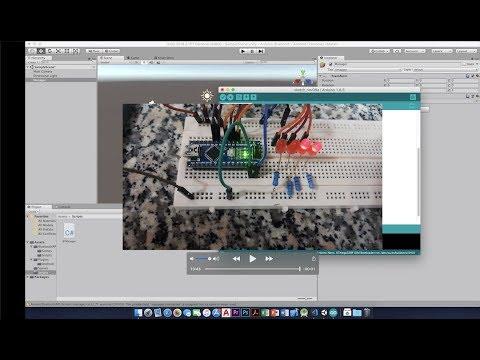 Arduino Unity Bluetooth Plugin
