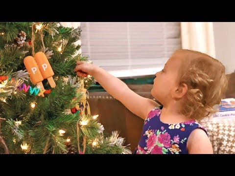 Holiday Smarts and Crafts with the Busbys