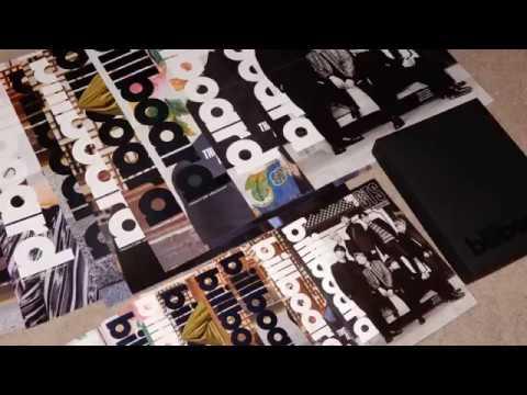 BILLBOARD BTS BOX (Magazines) Unboxing