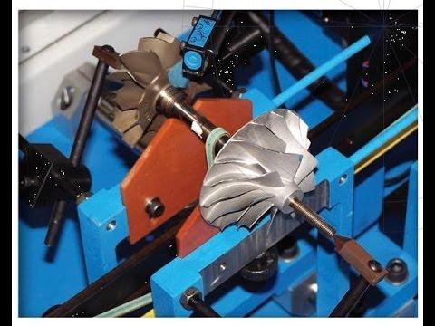 best price of turbo balancing machine-taian aly machine equipment