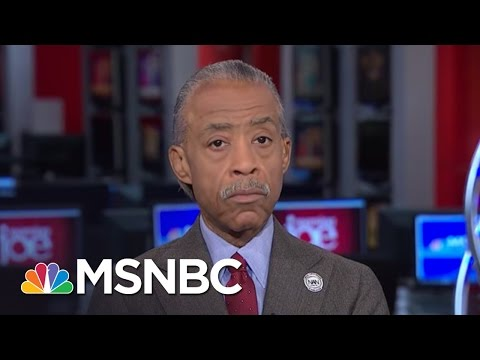 Al Sharpton: I Want To See Donald Trump Address Dylann Roof Case | Morning Joe | MSNBC