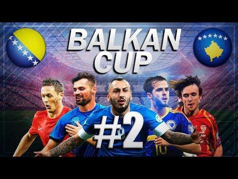 FIFA 18 - BALKAN CUP #2 - BOSNIA VS KOSOVO - GROUP B