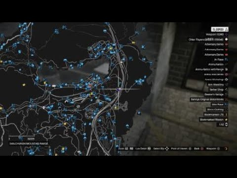 Grand Theft Auto 5 Hidden Playing Card Location 1
