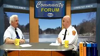 Community Forum - Stoughton Fire Chief Laracy