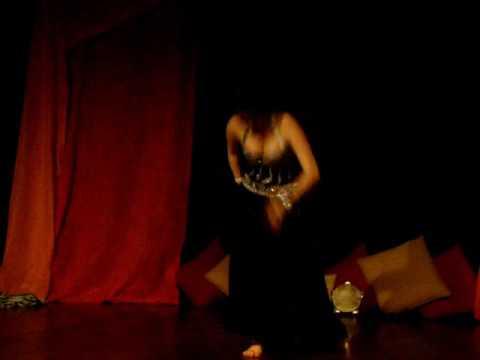 Ana Claudia Borges - Solo Final Ventremania - Part...