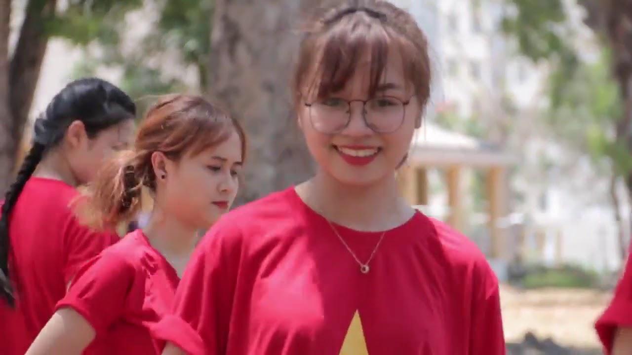 Hậu trường ngày ghi hình MV | Chung kết Duyên dáng nữ sinh Giao thông | 2016.05.14.(30)