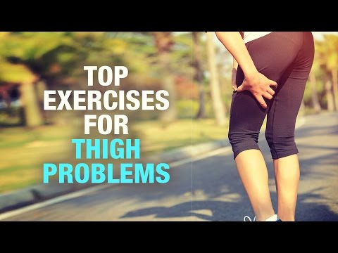 Top Exercises for Thigh Problems - Dr. Gaurav Sharma - Defeating Arthritis